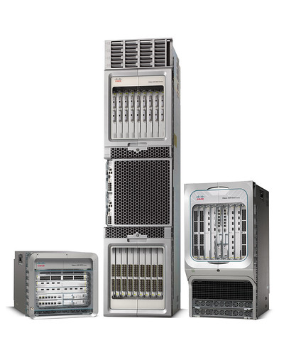 Cisco ASR 9000 Series