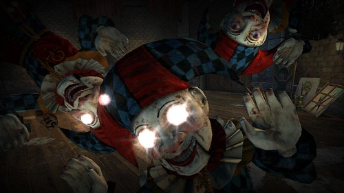 Rise of Nightmares E3 Screens