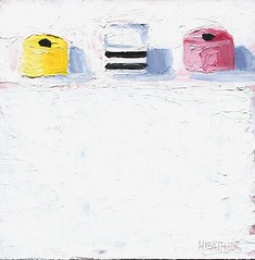 """Liquorice Trio"" (HB Portfolio) Tags: acrylic candy liquorice dailypainting"