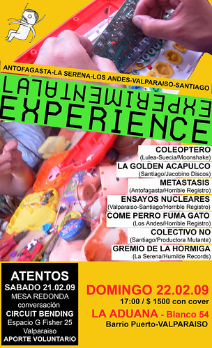LA EXPERIMENTAL EXPERIENCE 2009
