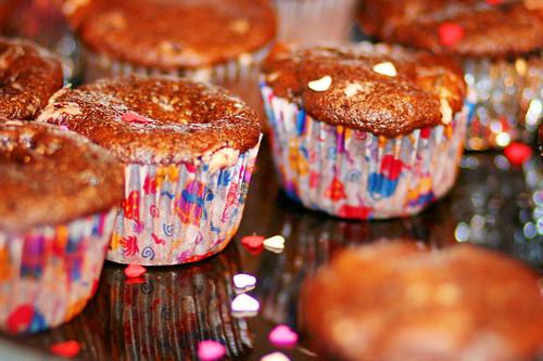 14 Feb/365 - devil's food oreo cupcakes