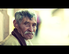 Everyday Man (Luis Montemayor) Tags: street portrait man mexico calle retrato oldman anciano michoacan patzcuaro mexicano hombre