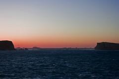 Sunset in Ibiza (ibzsierra junior) Tags: sunset sea sky sol water canon mar agua rocks stones cel ibiza cielo eivissa puesta aigua rocas baleares posta roques 1000d