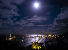 Hamn under nattetid