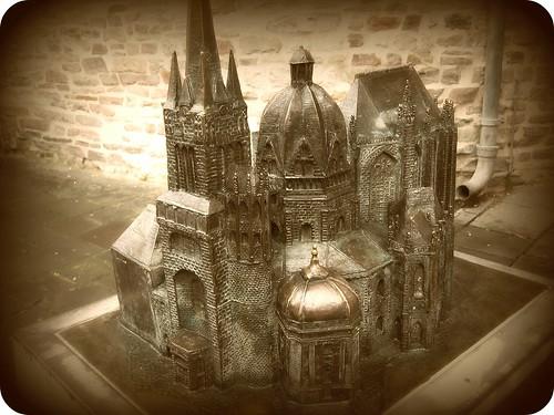 Model of Palatine Chapel