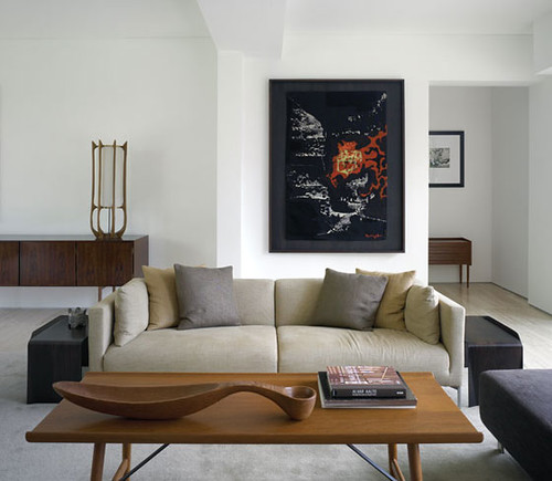 Mid Century Modern Interiors: Best Home Interior Design: Mid Century Modern Interior