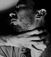 the best of you (Dr.Andre) Tags: bw white selfportrait black blanco me self blackwhite noir noiretblanc negro bodylanguage bn andre weiss bianco blanc nero schwarz biancoenero uninvited blancetnoir bwdreams flickrmen blackwhitephotos andreb ritrattidiof drandre