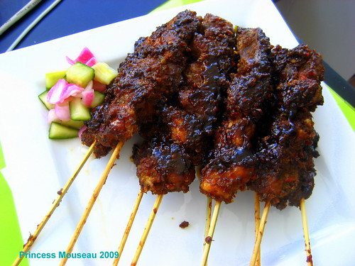 Pork Satays - Can't get enough!