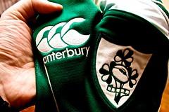 Irish Pride! (O. Kenny) Tags: ireland people selfportrait male me hand cork 365 grandslam irishrugby grandslamchampions doesitgetanybetterthanthis