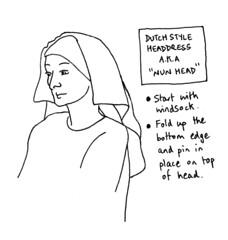 nun-head