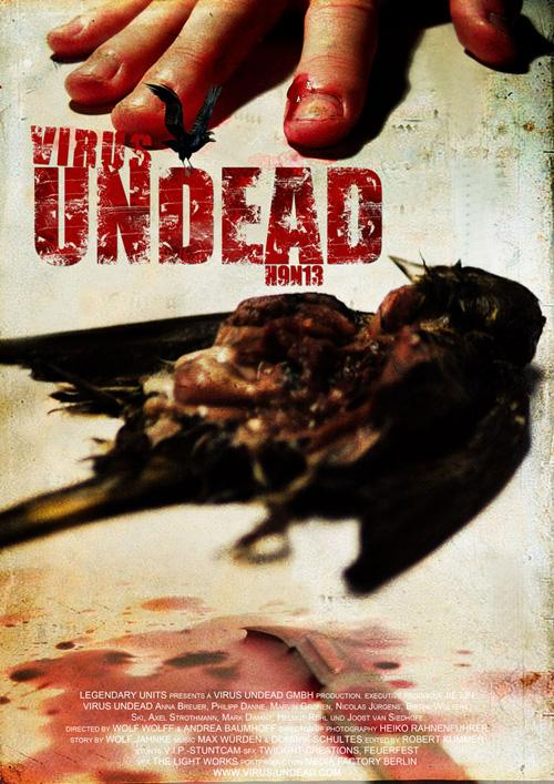 Extratorrent com Virus Undead 2008 DVDRiP XViD HDDus(unrared) preview 0