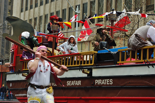 seafair pirates