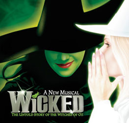 wicked, keller auditorium, portland, oregon