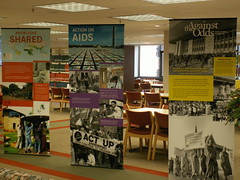 UM HSL: Global Health Exhibit