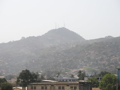 Lion Mountain (rustinpc) Tags: sierraleone freetown