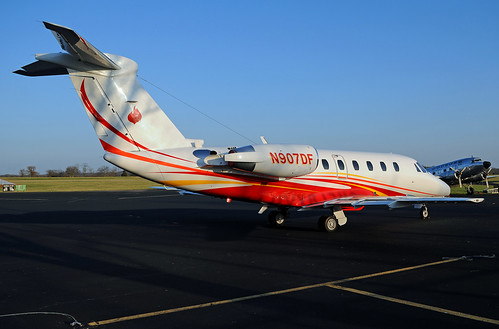 Duraflame Corporation Cessna 650 Citation III (N907DF)
