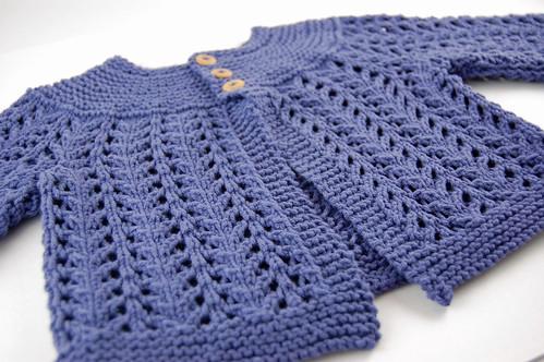 February Baby Sweater 02