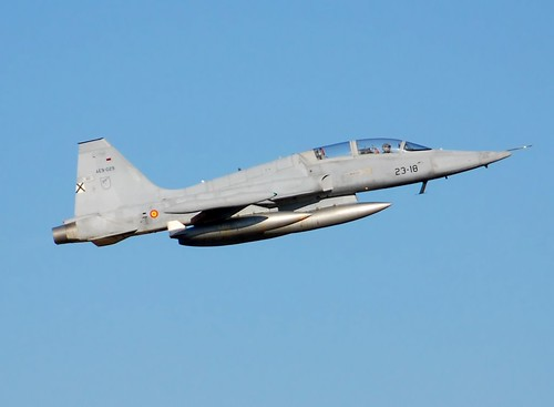 Fighter airplane picture - F-5  AE9-029_23-18