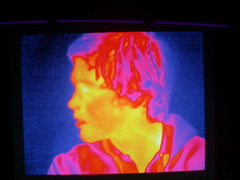 Profile in infrared