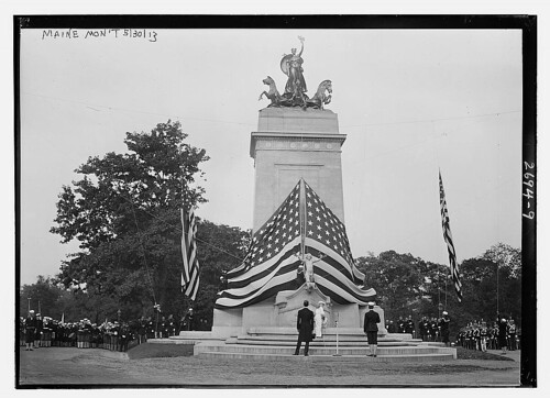 MAINE Monument (LOC)