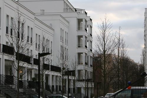 Stadthäuser in Town - Berlin Prenzlauer Berg
