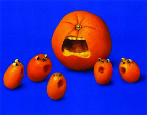 vege oranges