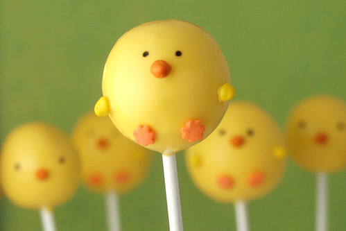 Duck Cake Pops Recipe