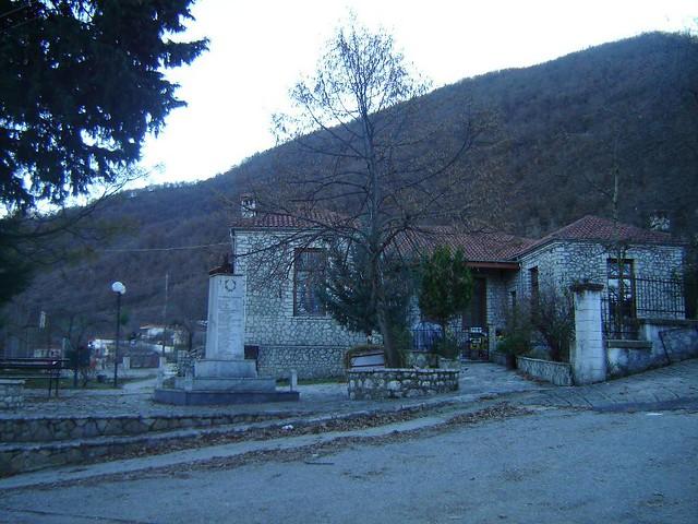 Ήπειρος - Ιωάννινα - Δήμος Ανω Καλαμά Το Σχολείο της Σιταριάς