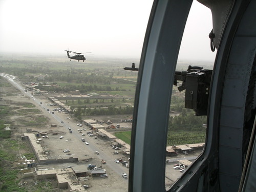 Black Hawk Helo Flight