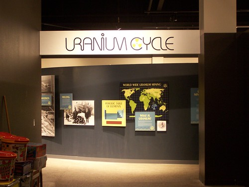 entrance to Uranium Cycle