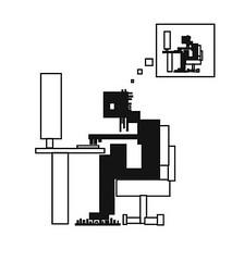 hard work (Tschuuuly.S) Tags: computer grafik mensch fluse