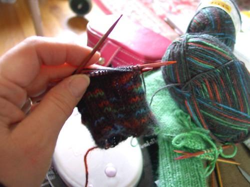Galazy Socks
