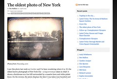 Metrotwin Blog » Blog Archive » The oldest photo of New York_1238722135249