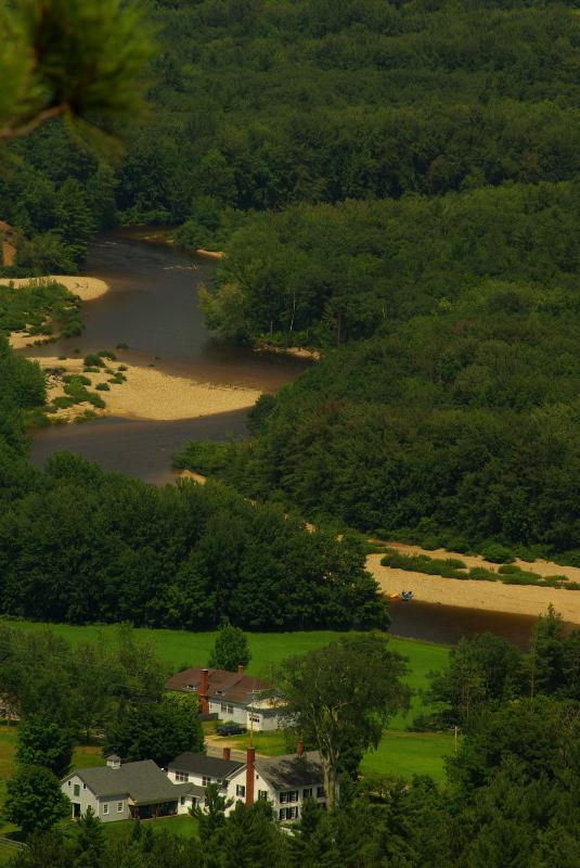 River's meanders
