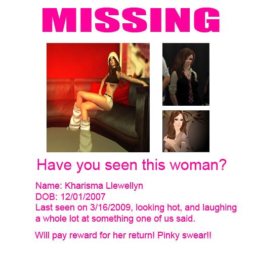 Missing Khari!!