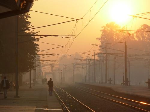 Roorkee Railway Platform - 1
