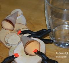 Ikebana MJ - prearations (Marianne de Wit) Tags: freestyle ikebana nic sogetsu moribana nageire chabana ikenobo ikebanainternational morimono ichiyo ukibana nederlandseikebanavereniging nederlandseikebanaclub