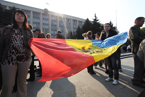 Chisinau 9 avril 2009 04