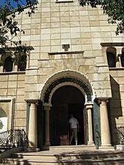 Temple Beth-El, Casablanca, Morocco (ali eminov) Tags: casablanca synagogues templebethel housesofworship morocco digitalmorocco buildings architecture maroc