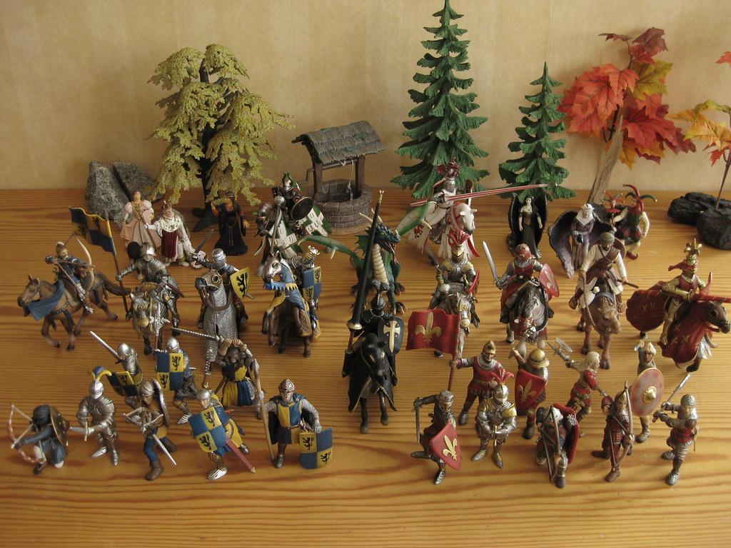 Schleich Knights: Toys & Hobbies | eBay
