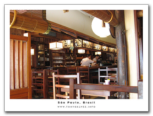 restaurante Yamaga, São Paulo