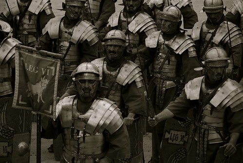 Roman legion, Jerash
