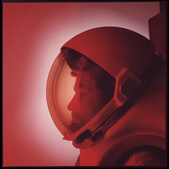 (woodleywonderworks) Tags: life new 2001 red moon man training work photo education technology market space internet helmet rocketman picture fast astronaut science astro nasa suit vision human gravity destiny shuttle future mission techno technician torso rocket trend strategic information protection strategy prediction visor employee bold employer