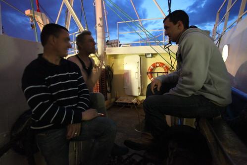 Boulogne-sur-mer marins pêcheurs