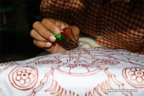 Batik Gedog Processing - Tuban - East Java