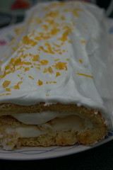 Sensational Lemon Roll