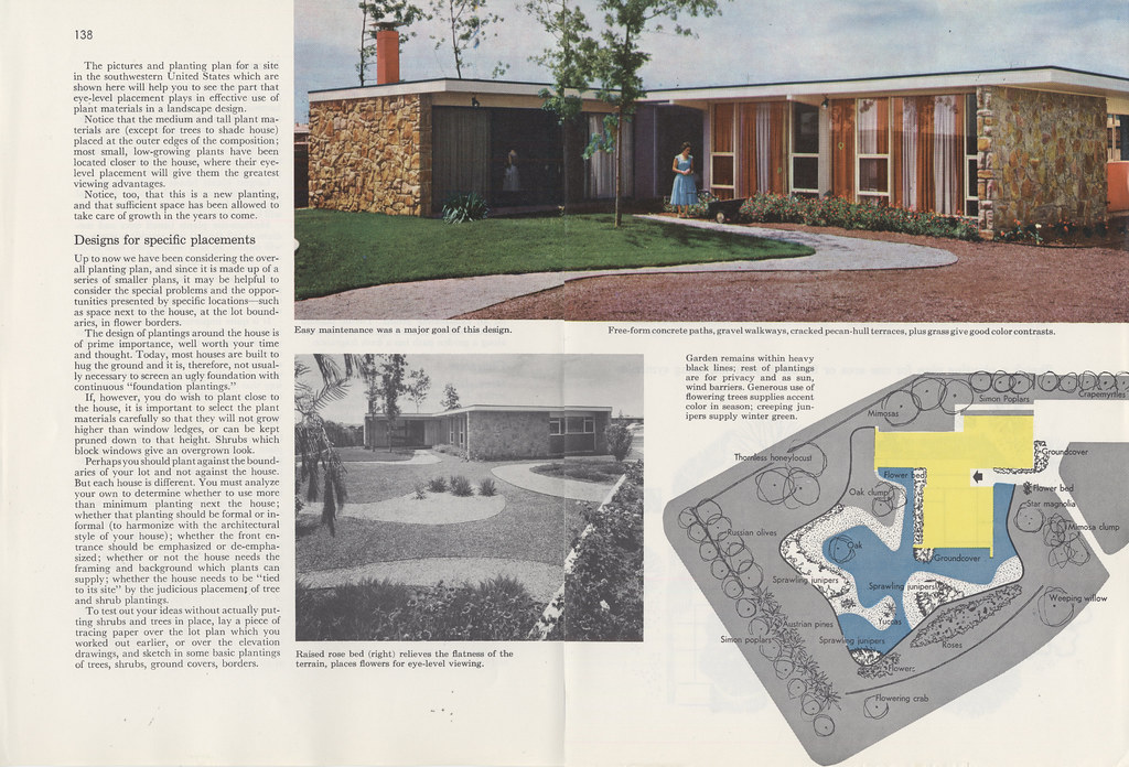 Architect Donlad Honn's residence in Lortondale - Better Homes and Gardens