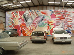 Inside Rosenquist's lair (Brandon Dunlap) Tags: james rosenquist