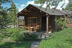 Signal Mountain cabin, Grand Teton National Park (V. C. Wald) Tags: grandtetonnationalpark signalmountainlodge