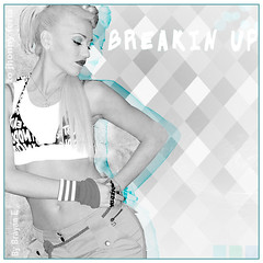 110.Gwen Stefani - Breakin  Up [JhonnyFeria] (Brayan E. Old Flickr) Tags: up by escape sweet feria gwen esteban stefani breakin blend jhonny brayan